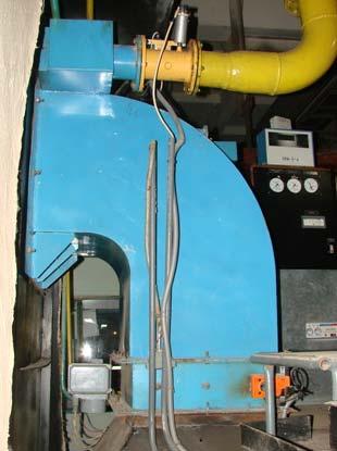 микродиффузионная газовая горелка МДГГ-3000